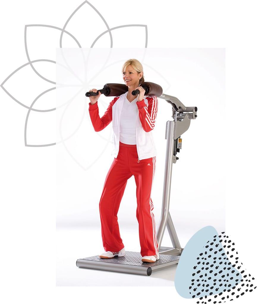 Femme Motion Zirkeltraining Corecurcuit - Funktionsstemme vertikal - by Proxomed