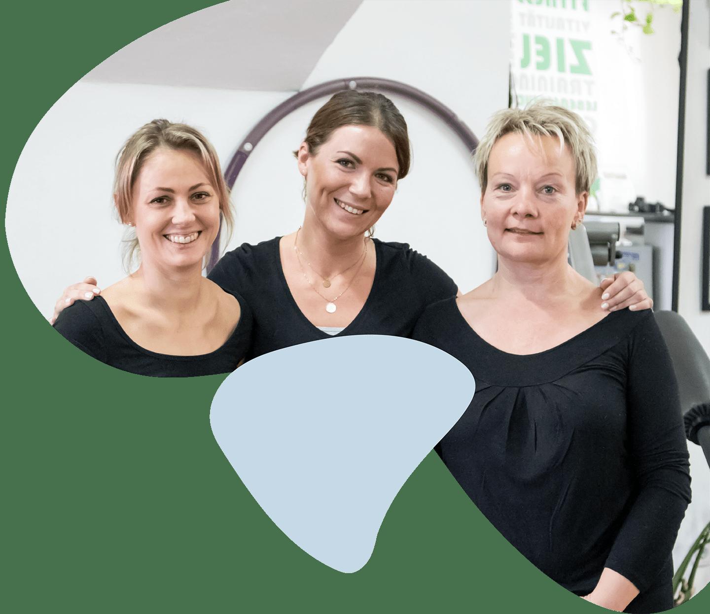 Femme Motion Villach - unsere Trainerinnen heißen dich ganz herzlich willkommen in deinem neuen Fitnessstudio
