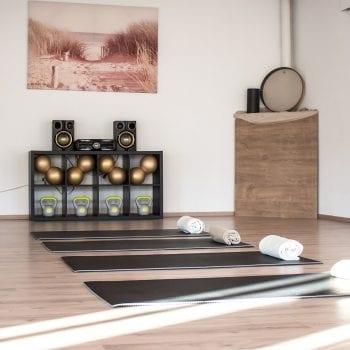 Femme Motion - Fitnessstudio in Villach - extra Raum für Gruppenkurse - Yoga, Jumping, Pilates, und vieles mehr 01
